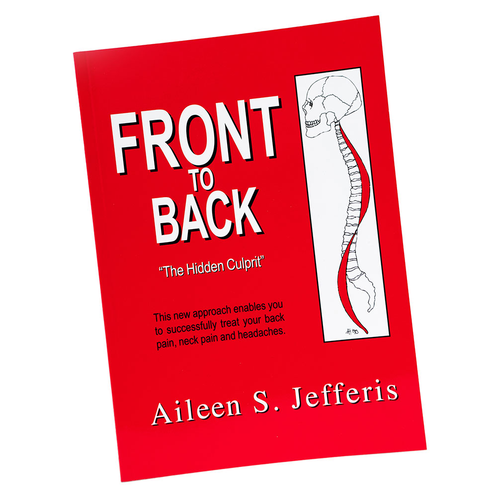Front To Back - The Hidden Culprit by Aileen S. Jefferis