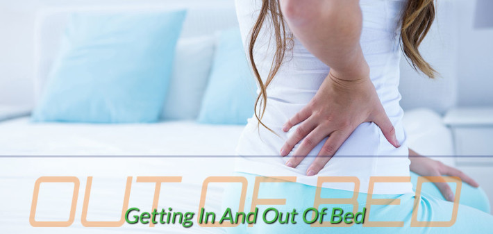 Getting In And Out Of Bed