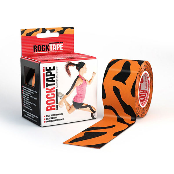 Rocktape Pattern Tiger