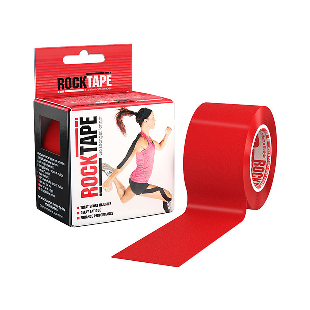 Rocktape Standard Red